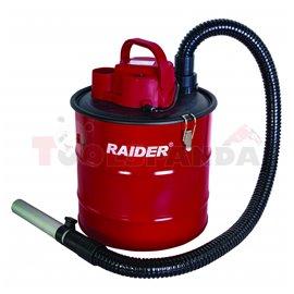 Прахосмукачка за пепел 1000W 18L RD-WC02 | RAIDER