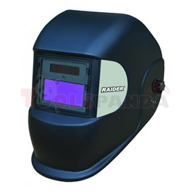 Шлем заваръчен фотосоларен DIN 8/10/12 RD-WH01 | RAIDER