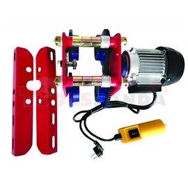 Релсова количка за телфер 0.5T 60W 13m/min RD-EH05