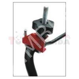 Скоба за пристягане на маркучи - ZR-36FLCS04 - ZIMBER PROFESSIONAL