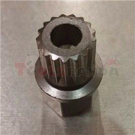 Ключ за секретни болтове на BMW / MINI 40 / 23 шлицове - ZIMBER PROFESSIONAL