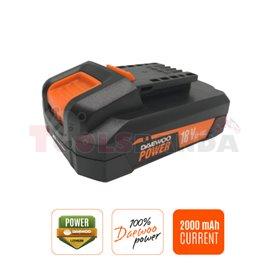 """Батерия """"UNI-BAT"""" 20V, 2.0Ah"""