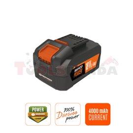 """Батерия """"UNI-BAT"""" 20V, 4.0Ah"""