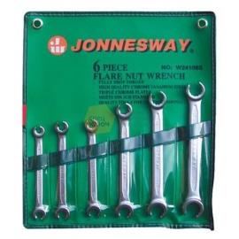 Прорезни ключове к-т 6 бр.   JONNESWAY