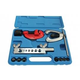 Дъска за ремонт на спирачни тръбички (с тръборез) Конусна | ZIMBER TOOLS