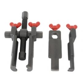 Скоби за рамена на чистачки 2 размера к-т | ZIMBER TOOLS