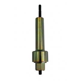 Шпилководач за изваждане на скъсани подгревни свещи (от Комплект за изваждане на скъсани свещи 36GPT) | ZIMBER TOOLS