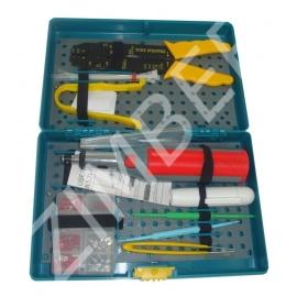 Комплект електрически за компютри -103 части   ZIMBER TOOLS
