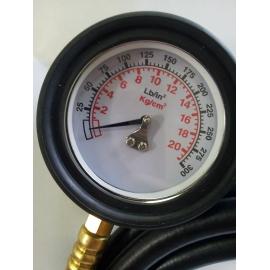 Комплект за измерване на налягането на маслото | ZIMBER TOOLS