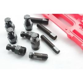 Комплект за демонтаж на магнети на мотоциклети   ZIMBER TOOLS