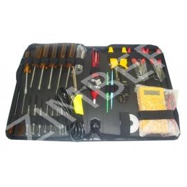 Комплект електрически за компютри - 33 части   ZIMBER TOOLS