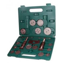 Инструмент за прибиране на спирачни бутала к-т 18 бр. | JONNESWAY