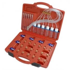 Комплект за тестване на дюзи - диагностика на Common Rail 6 инжектори | ZIMBER TOOLS