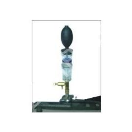 Комплект за откриване за течове в охладителната система | ZIMBER TOOLS