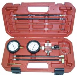 Комплект за измерване налягането на обратното гориво при Common Rail двигатели с пиезо инжектори | ZIMBER TOOLS