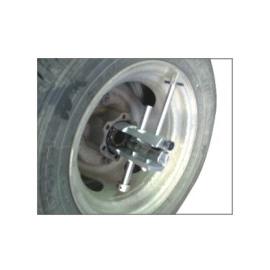Ключ за развиване на гайката на главината на камиони   ZIMBER TOOLS