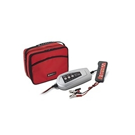 Зарядно за акумулатор 12V 1-110Ah + тестер | ELECTROMEM