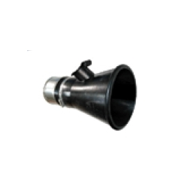 Гумен накрайник за аспирационна система с отвор ø35 | FILCAR