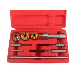 Инструменти за фрезоване легла на клапани 10 части к-т | ZIMBER TOOLS