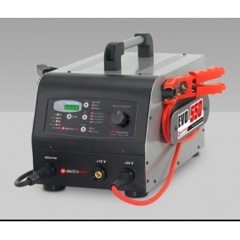 Зарядно за акумулатор мултифункционално 12V/24V 4-550Ah | ELECTROMEM