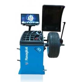 Машина за баланс на гуми | RAVAGLIOLI