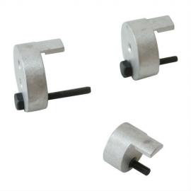 Комплект инструменти за монтаж и демонтаж на еластични канални ремъци 3 бр. к-т | ZIMBER TOOLS