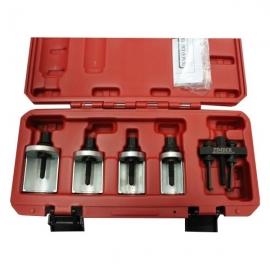 Скоби за вадене на рамена на чистачки 5 части к-т, (ZL-8105) | ZIMBER TOOLS