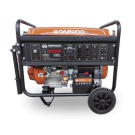 Генератор бензинов 5/5.5 kW ел. старт | DAEWOO