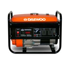 Генератор бензинов 5/5.5 kW | DAEWOO