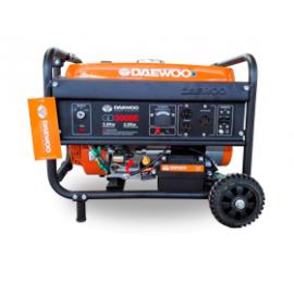 Генератор бензинов 2.5/2.8 kW ел. старт | DAEWOO