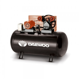 Компресор бутален 3HP 2.2kW 300л. ремъчен | DAEWOO