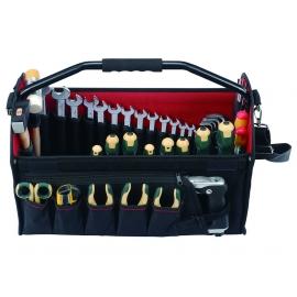 Инструментална кутия/чанта полиестерна 95 части | FORCE Tools