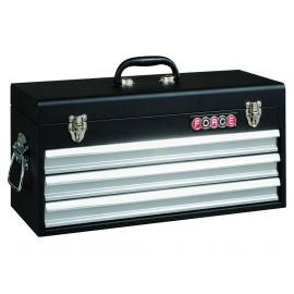 Инструментален шкаф 3+1 отделения комплект със 116 части | FORCE Tools