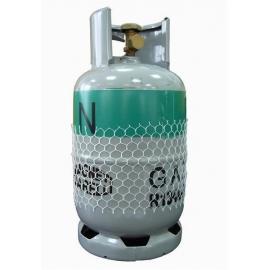 Бутилка за фреон R134a 12 кг. (за многократна употреба) | MAGNETI MARELLI