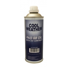 Масло 0.5л. компресор климатик с оцветител PAO68 | MAGNETI MARELLI