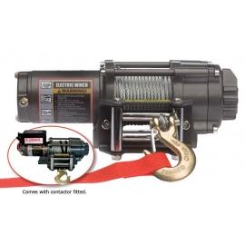 Лебедка електрическа 12V 2500 lbs STANDART | WARRIOR WINCHES