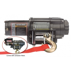 Лебедка електрическа 12V 3500 lbs STANDART | WARRIOR WINCHES