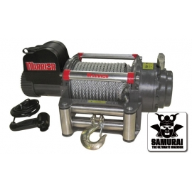 Лебедка електрическа 12V 17500 lbs | WARRIOR WINCHES