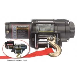 Лебедка електрическа 24V 3500 lbs STANDART | WARRIOR WINCHES