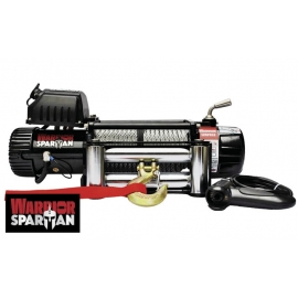 Лебедка електрическа 12V 1200 lbs SPARTAN | WARRIOR WINCHES