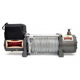 Лебедка електрическа 12V 14000 lbs DWT TRUCK HD | DRAGON WINCH
