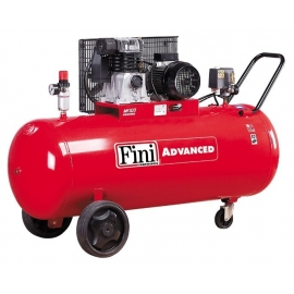 Компресор бутален MK103-200-3M | FINI