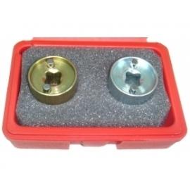 Ключове за монтаж и демонтаж на клапана на разпределителните валове на AUDI, VW 1.8 | 2.0 TFSI | ZIMBER TOOLS