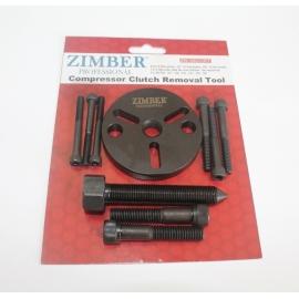 Ключ за демонтаж на съединител на компресор на автоклиматици   ZIMBER TOOLS