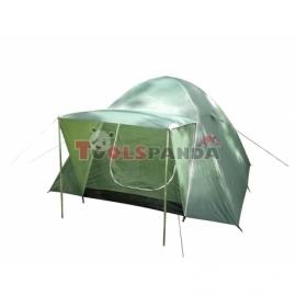 Палатка апартамент двойно легло - 3 човека, 210x210x130см