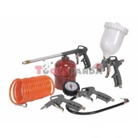 Инструменти пневматични 5 броя к-т | SEALEY
