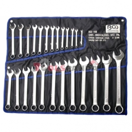 Ключове гаечни 6-32мм, комплект от 25 броя | BGS TECHNIC