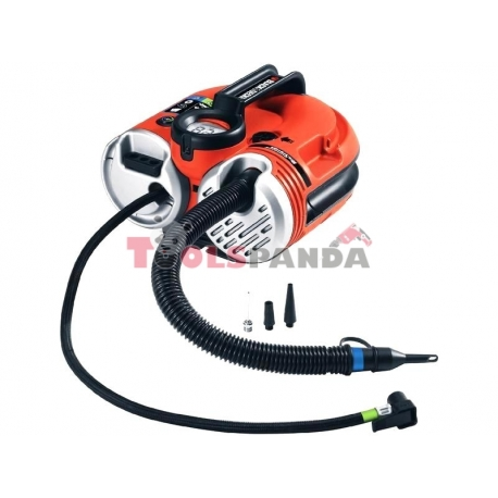 79e8277663f Компресор за гуми ASI500 | BLACKDECKER | DO SBDASI500-QW | Помпи ...