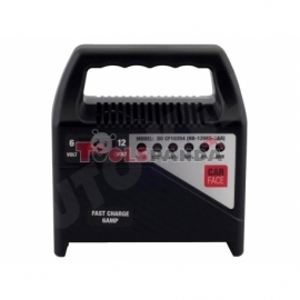 Зарядно устройство акумулатор 6/12V 6A | CARFACE