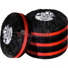 Калъфи за съхранение на гуми 4 броя | CARFACE